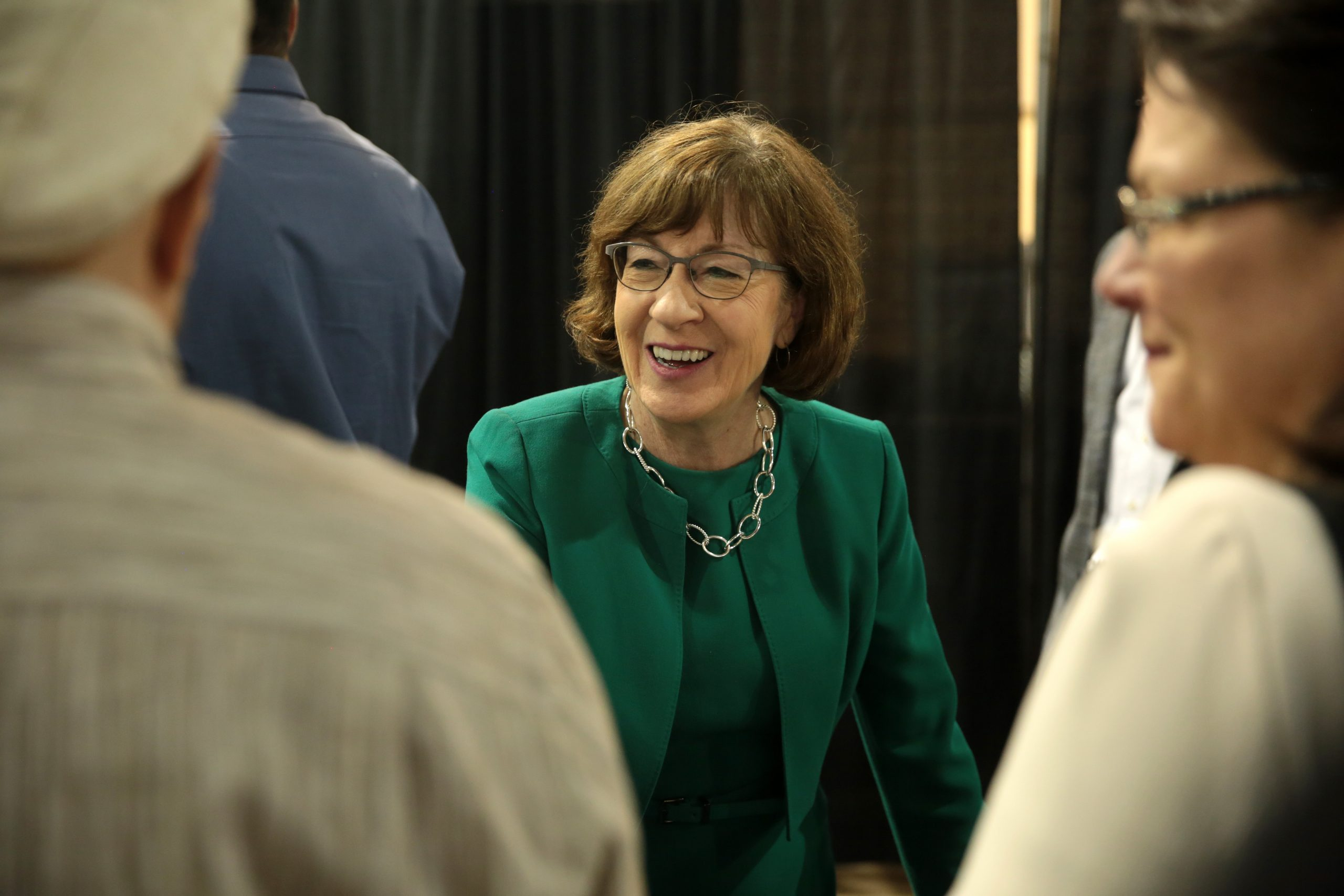 Maine, North Carolina Top Senate Races