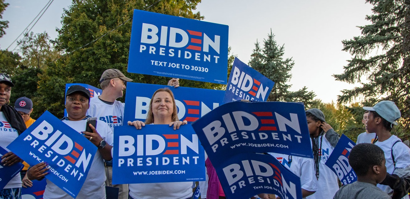 TV Ads Favor Biden 2:1 in Last Month